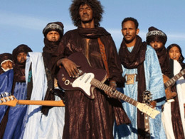 GRAMMY AWARD WINNING BAND-TINARIWEN TERRORIZED BY ISLAM