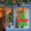 Christmas Window and Door Clings, Stickers or Decals