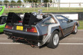 Back to the Future: A Review of the DeLorean FVL-554X Time Machine