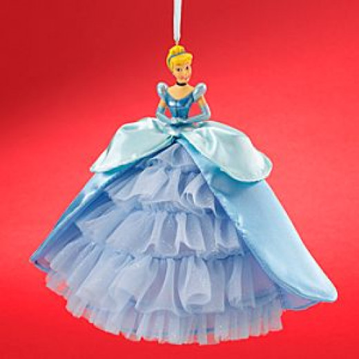 Disney Princesses Ornament