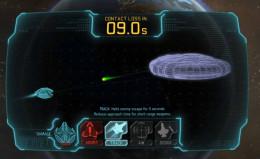 XCOM Enemy Unknown Intercept Overseer UFO with Firestorm