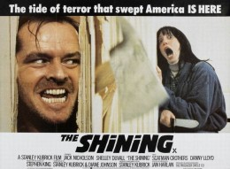 The Shining (1980) poster