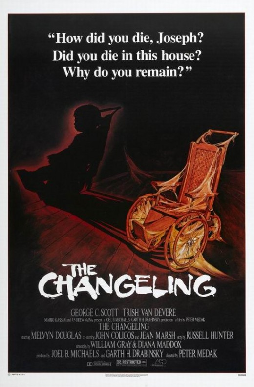 The Changeling (1980) poster