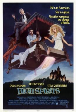 High Spirits (1988) poster