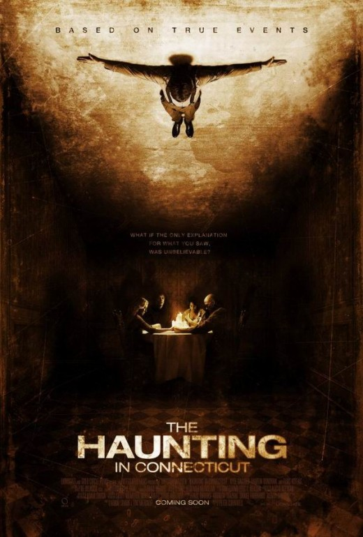 The Haunting in Connecticut (2009) poster