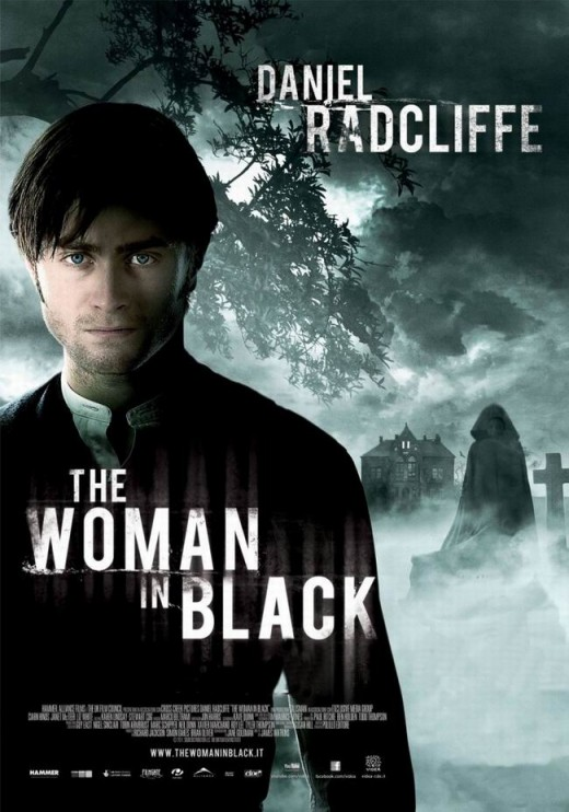 The Woman in Black (2012) poster