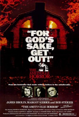 The Amityville Horror (1979) poster