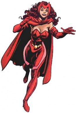 Scarlet Witch Classic Costume Update