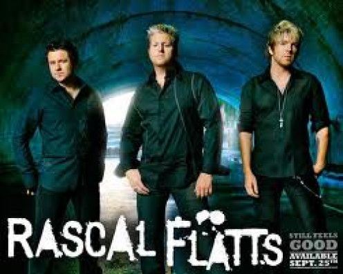Rascal Flats have had some of the most emotional songs ever performed on their albums.