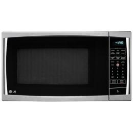 LG counter top microwave LCRT1510SV