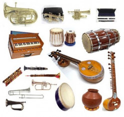 Musical Instruments used in Bollywood Music