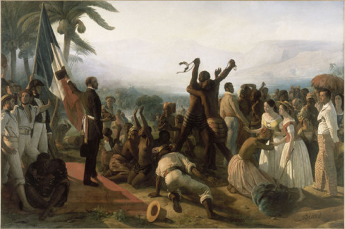 Abolition of Slavery in French Colonies