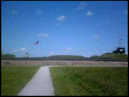 Learn about important events in history for FREE! Fort Moultrie  Sullivan's Island  Charleston County  South Carolina