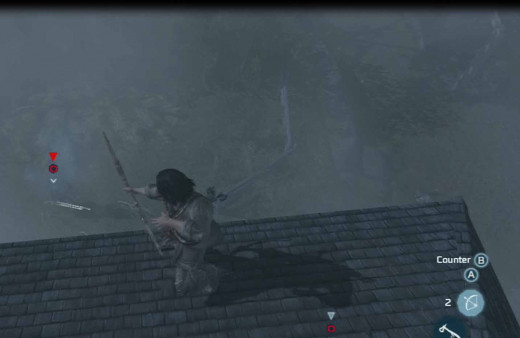Assassin's Creed 3 defend the manor to convince the Boorish Man to train Connor