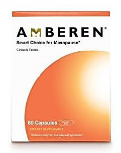 Amberen is a natural perimenopause remedy.