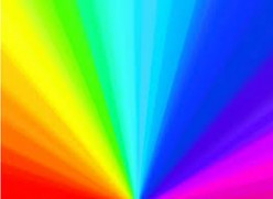 Colors Meditation for stress reduction