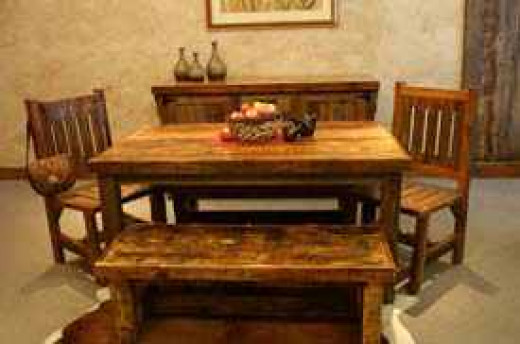 Decorating Your Cabin with Rustic Furniture