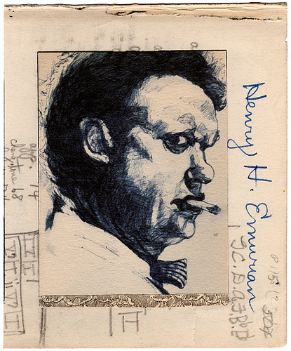 Dylan Thomas from ahpook12 Source: flickr.com