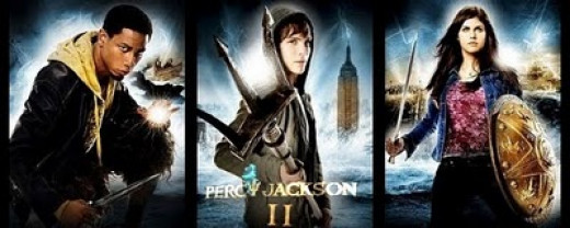 Percy Jackson 2 - Sea of Monsters
