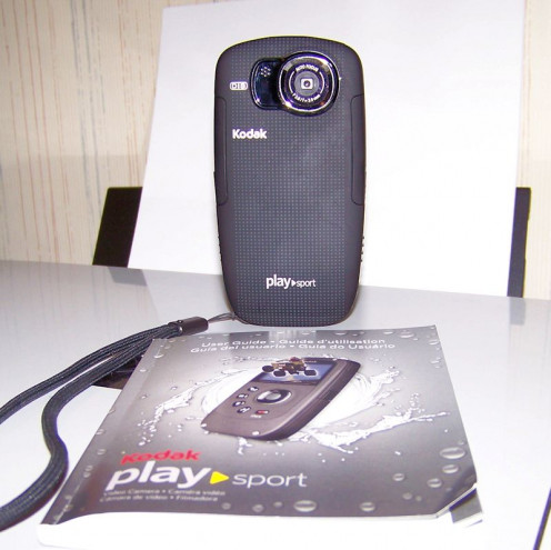 Kodak Play Sport Video Camera