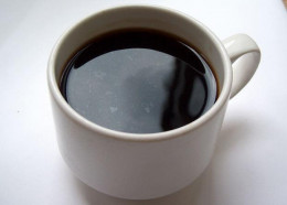 Fresh coffee has the best flavor