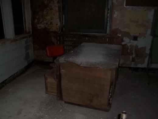 Photo of room inside of the Mayflower