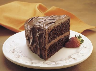 Will you choose your favorite Chocolate cake as the ultimate comfort food?