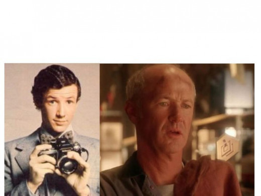 Marc McClure as Jimmy Olsen and Dax-Ur