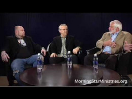 Todd Bentley (Fresh Fire), Bill Johnson (iBethel Church), and Rick Joyner (Knights of Malta) who promote the counterfeit spirit  within the church sphere.