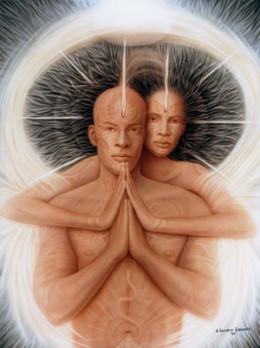 Heiros gamos, the sacred marriage