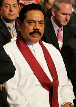 Rajapakshe Is a Great Warrior but will  he also prove to be a great  peace lover?