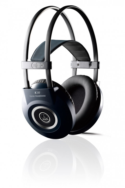 The AKG K99 Pro Studio Headphones