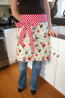 Homemade Apron