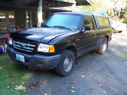 I owned this 2002 Ford Ranger for eight years