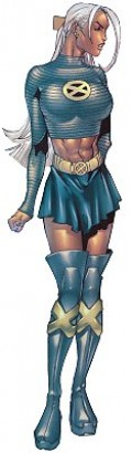 Storm Xavier Institute School Uniform