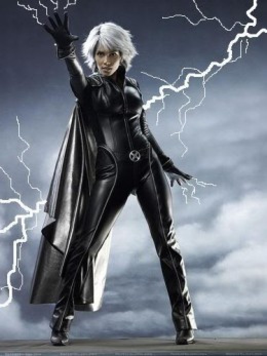 Halle Berry as Storm