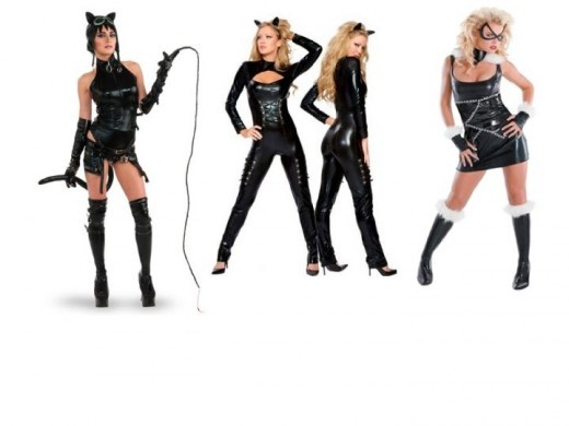 Halloween Catwoman Costumes
