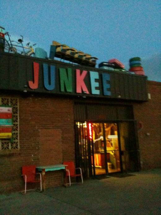 Junkee, Reno Nevada