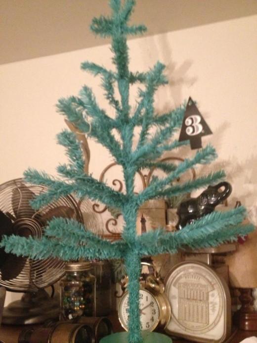 My new tree!