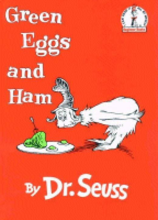 Green Eggs and Ham--By Dr. Seuss