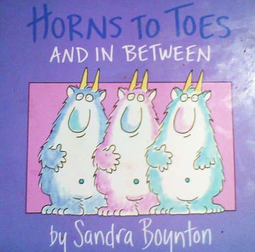 Horns To Toes And In Between--By Sandra Bloynton