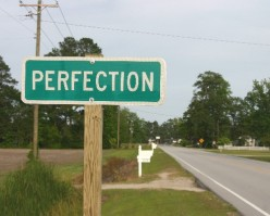 Seeking Perfection