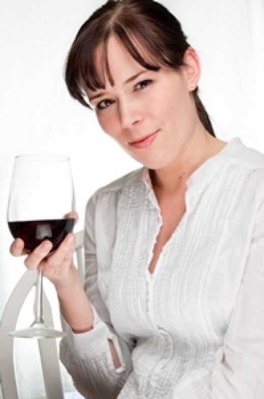 Alcohol dehydrates your skin, causing premature wrinkles and other signs of aging