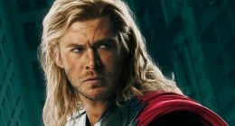 Chris Hemsworth as Thor in Thor 2