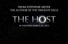 The Host logo and release date