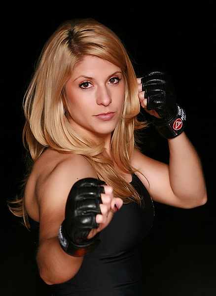 "MMA Fighter Angelica ""South Valley's Own"" Chavez"