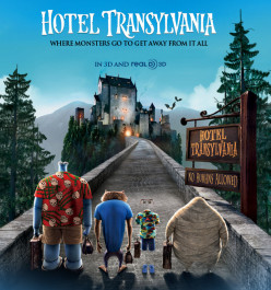 Hotel Transylvania is charming and fun, but could use a little tightening up
