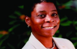 Ursula Burns runs a little company called Xerox.
