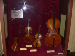 The World's Greatest Violinists - Top Ten List