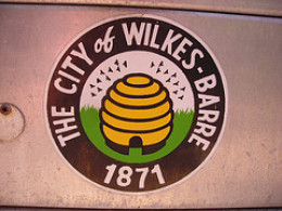 City seal of Wilkes-Barre, PA